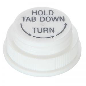 Secure SelecTab Caps