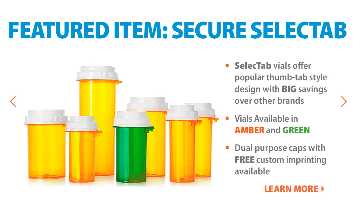 Featured Item: Secure SelecTab